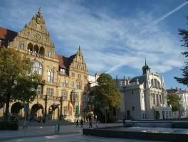Wandelen bij Bielefeld