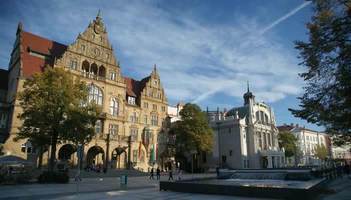 Wandelen en genieten bij Bielefeld