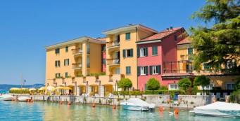 Vakantie bij het Gardameer