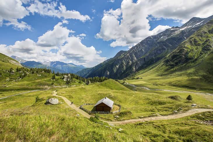 Vakantie in het Tiroler Seenland