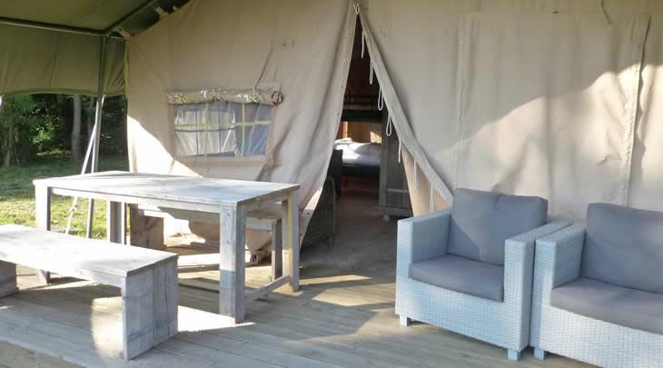 Korting campingvakanties en luxe campings