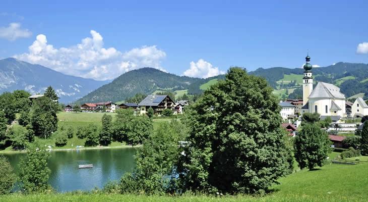 Vakantie in het Alpbachtal en Tiroler Seenland