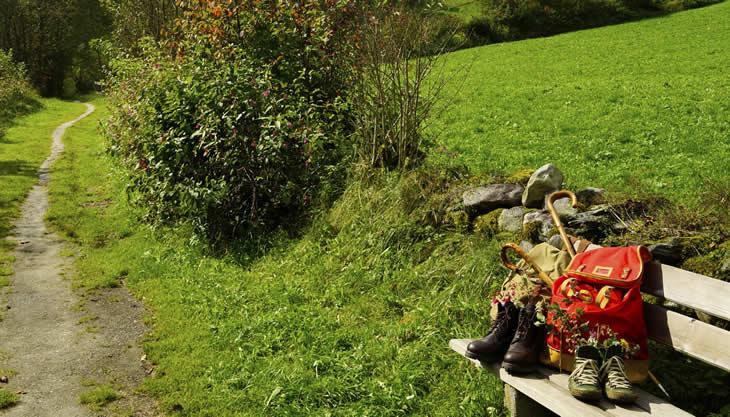 Wandelen in het Weserbergland