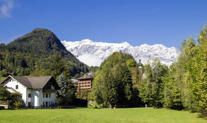 Vakantie in Vorarlberg