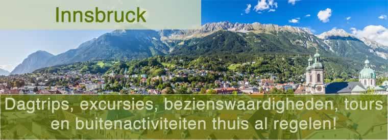 Dagtrips, excursies en activiteiten Innsbruck