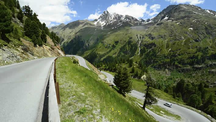 Bergweg Kaunertal