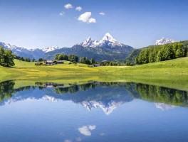 Fietsen en wandelen in het Salzburger Seenland