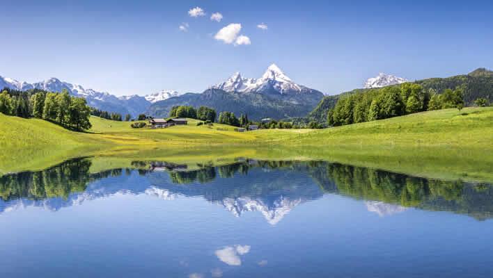 Wandelen & fietsen Salzburger Seenland