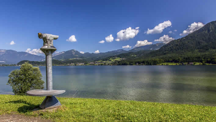 Vakanite in het Salzburgerland