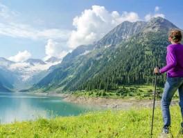 Zomervakantie in het Zillertal