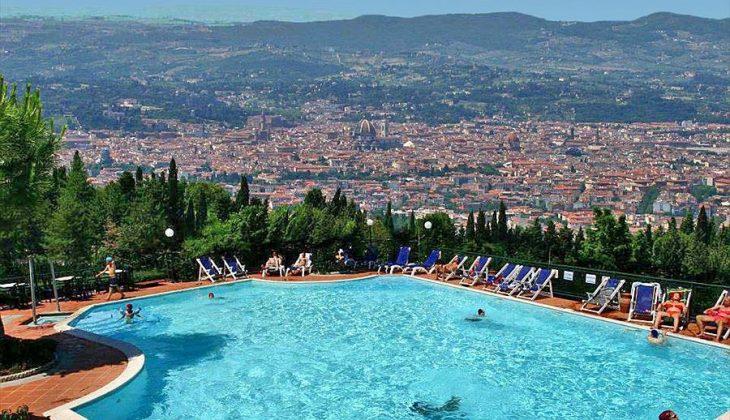 Aanbiedingen en korting Camping Panoramico Fiesole Fiesole