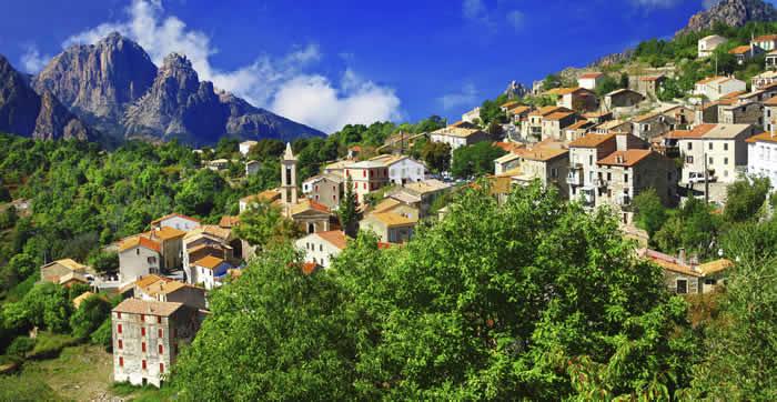 Actieve vakantie op Corsica