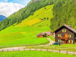 Wandelen en fietsen bij Mayrhofen