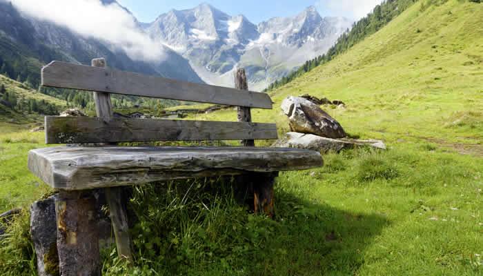 Actieve wandelingen bij Mayrhofen
