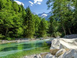Actief in de natuur van het Pillerseetal