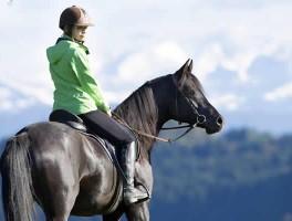 Paardrijden bij Radstadt