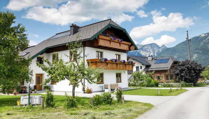 Chalets, appartementen en authentieke vakantiehuizen