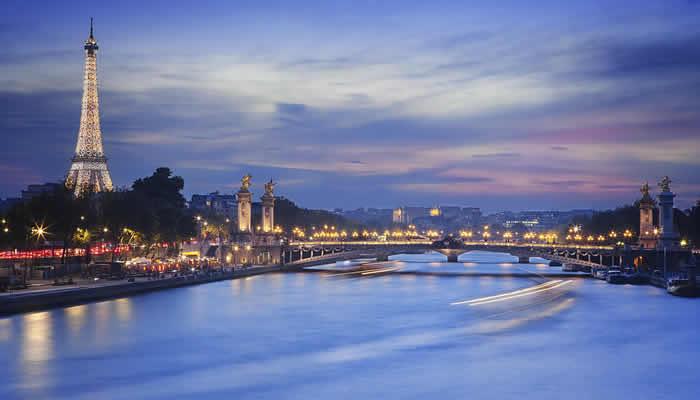 Stedentrip Parijs en de Eiffeltoren