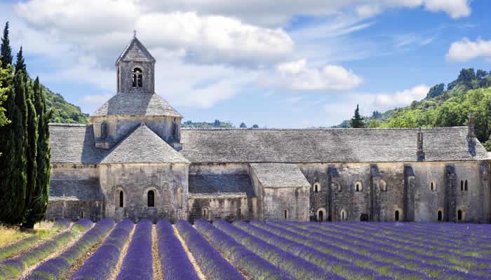 Vakantie in Frankrijk