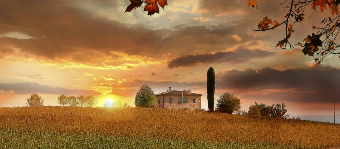 zomervakantie in Italië