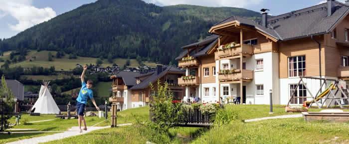vakantieparken landal Oostenrijk