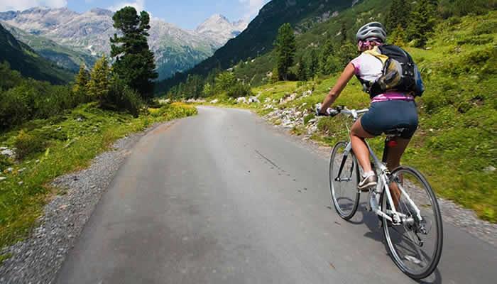 Mountainbiken en fietsen in Oostenrijk