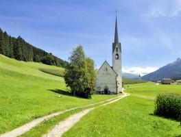 Natuurvakantie in Pfalzen