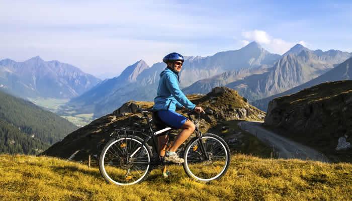 Mountainbiken bij Schenna