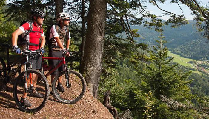 SNP Natuurreizen fietsvakanties