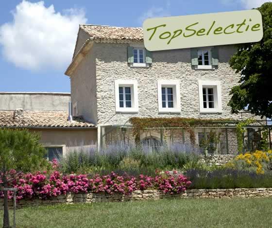 Topselectie vakantiehuizen Frankrijk