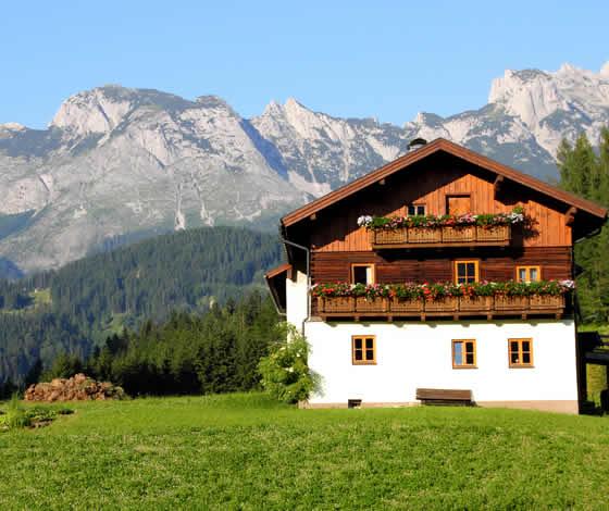 Vakantiehuis, appartement of chalet in het Alpbachtal