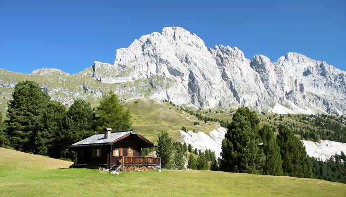 Vakantie in Val Gardena