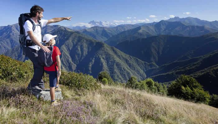 Wandelparadijs Schenna in Zuid-Tirol