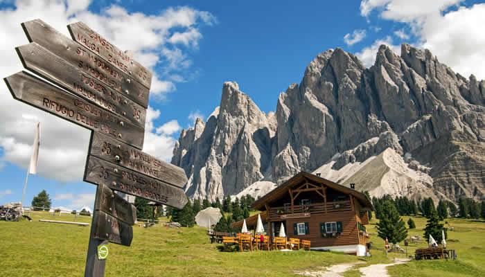 Wandelen in Val Gardena