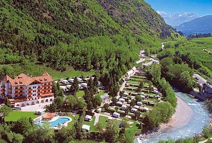 Aanbieding Camping Latsch, Italië