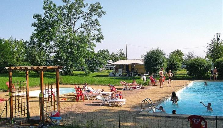 Aanbieding Camping La Croix d'Arles, Frankrijk