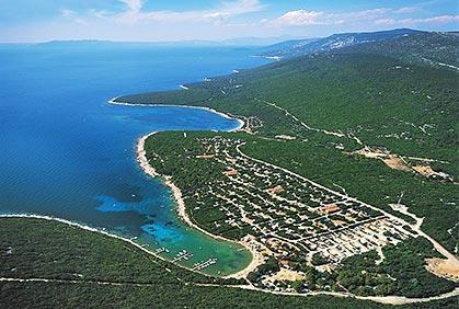 Aanbieding Camping Slatina, Kroatië