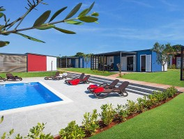 Aanbiedingen en korting Mobile Homes Kastanija (resort Kastanija Novigrad