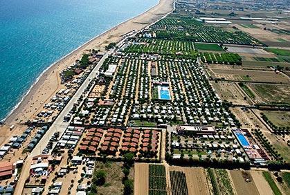 Aanbieding Camping Resort Els Pins, Spanje