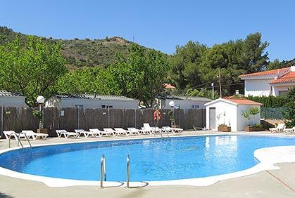 Aanbieding Sant Miquel Camping & Bungalows, Spanje
