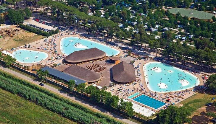 Aanbiedingen en korting Camping Park Albatros San Vincenzo