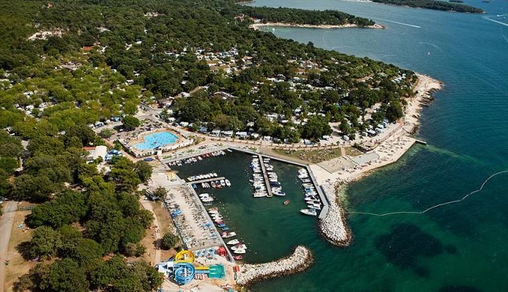 Aanbiedingen en korting Camping Zelena Laguna Poreč