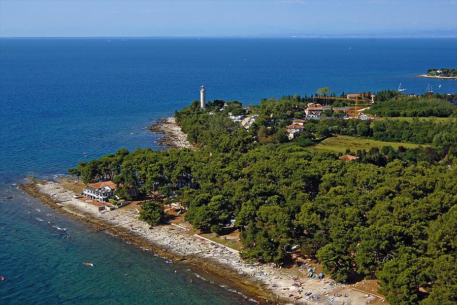 CampingIN Pineta bij Umag (Istrië)
