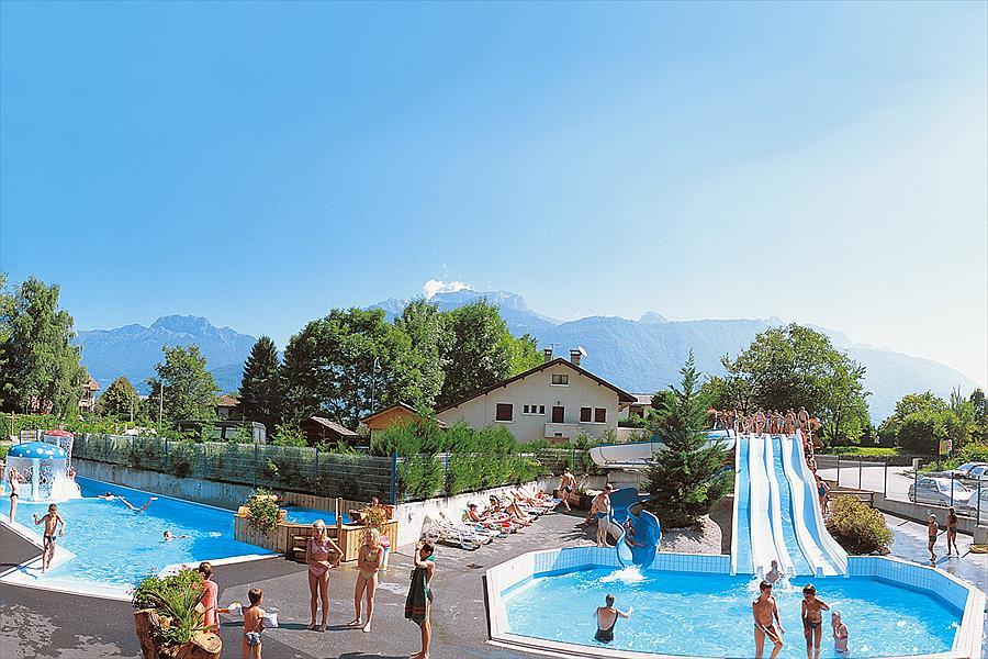 Aanbiedingen en korting Camping Les Fontaines Lathuile