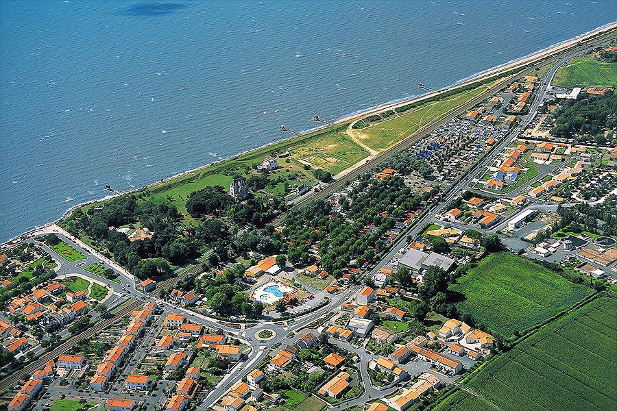 Camping Le Village Corsaire des 2 Plages bij Châtelaillon-Plage (Charente-Maritime)