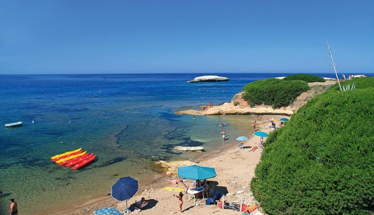 Aanbiedingen en korting Camping Village Bella Sardinia Cuglieri
