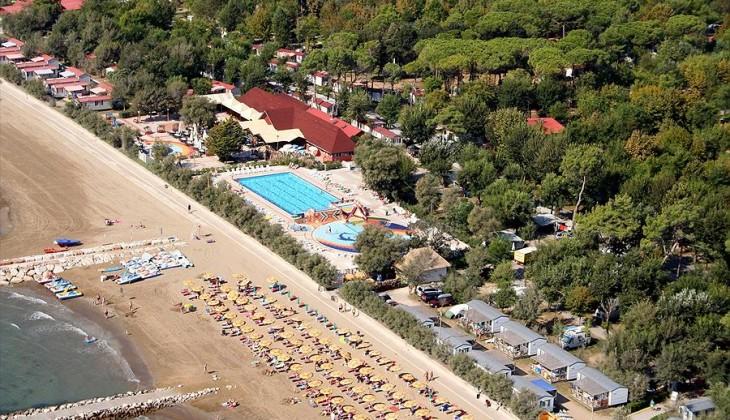 Aanbiedingen en korting Camping San Francesco Caorle