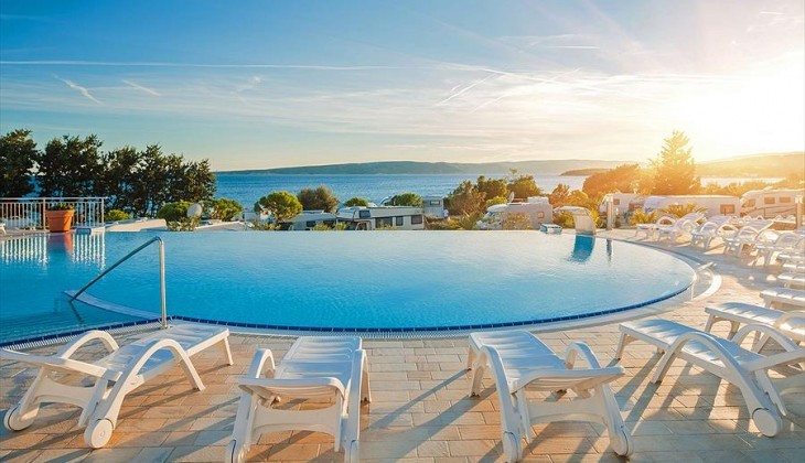 Aanbieding Camping Krk, Kroatië
