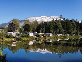 Aanbiedingen en korting Camping Ferienparadies Natterer See Natters