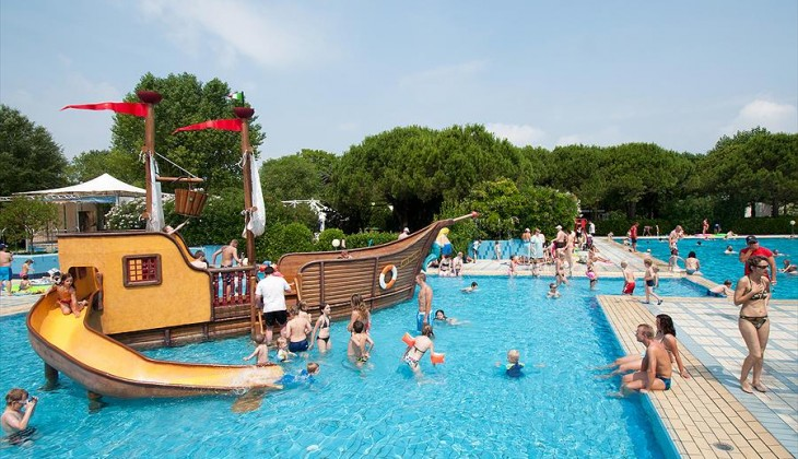 Aanbieding Camping Ca'Savio,  Italië